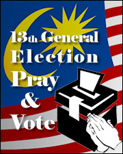 13th General Election Pray & Vote